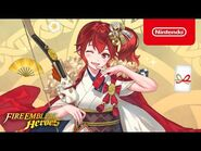 Fire Emblem Heroes - Special Heroes (Renewed Spirit)