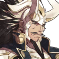 Minirretrato Sumeragi - Fire Emblem Fates