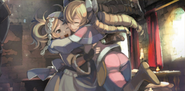 Lissa and Maribelle Art