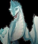 White Dragon Echoes portrait