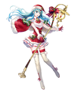 Eirika Gifts of Winter Fight