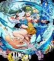 Lyn (Summer Refreshes) Skill