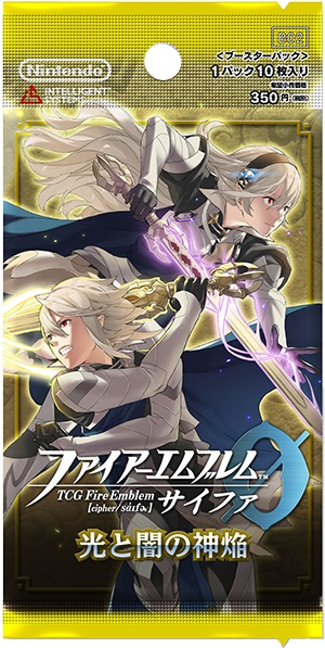 Fire Emblem 0 (Cipher): Soulful Flames of Light and Dark