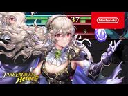 Fire Emblem Heroes - Legendary Hero (Corrin- Child of Dusk)