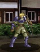 Bow Knight battle