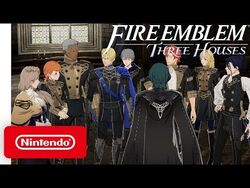Fire Emblem- Three Houses - Welcome to the Blue Lion House - Nintendo Switch