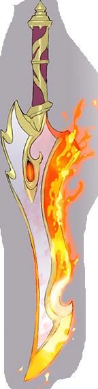 Laevatein (weapon)