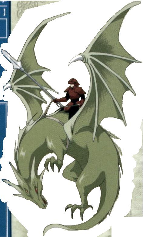 Jinete dragón