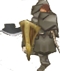 FE10 Brom Axe General Sprite