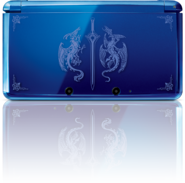 Fe13 skin Nintendo 3DS