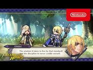 Fire Emblem Heroes - Hear from the Heroes, Dimitri
