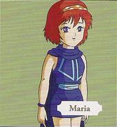Fire Emblem ARHT Maria