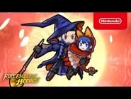 Fire Emblem Heroes - Special Heroes (A Monstrous Harvest)