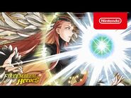 Fire Emblem Heroes - Mythic Hero (Ashera- Order Goddess)