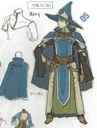 Mage Homme FE13