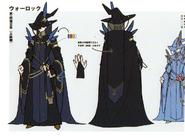 3H Male Warlock concept