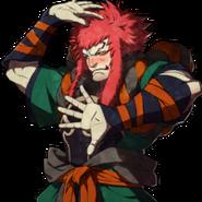 Daichi Unused Blushing Portrait
