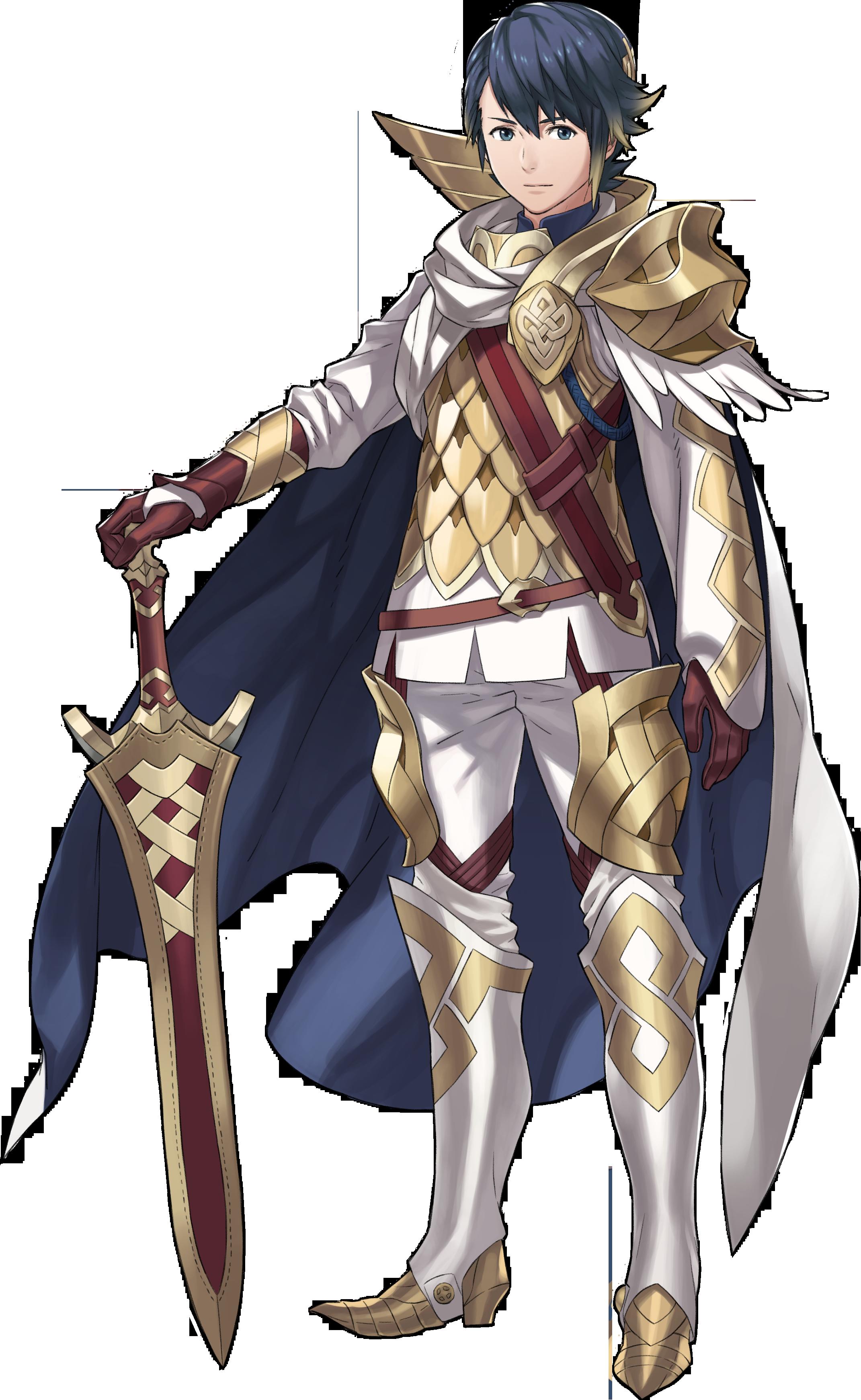 Alfonse (Principal)