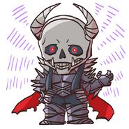 Alguno de los héroes - Caballero Sanguinario (4) - Fire Emblem Heroes