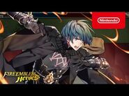 Fire Emblem Heroes - New Hero (Byleth- Tested Professor)