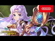 Fire Emblem Heroes - New Heroes (Shared Purpose)