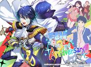 FEH 3rd anniversary Mikuro