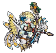 Heroes Fjorm Sprite (New Year)