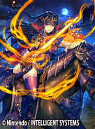 Cipher Tharja Artwork