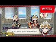 Fire Emblem Heroes - Hear from the Heroes, Edelgard
