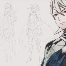 Character Gallery Page