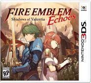 Caja de Fire Emblem Echoes (América)