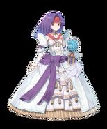 FEH Sanaki novia