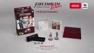 Imagen global de la edición limitada europea de Fire Emblem Echoes