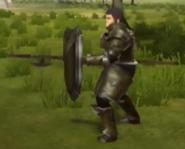 Zakson sprite combat