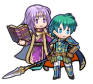 Ephraim & Lyon (Dynastic Duo) sprite