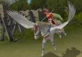 FE10 Falcon Knight (Marcia)