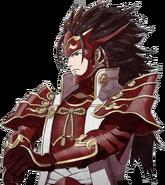Retrato Ryoma - Fire Emblem Fates