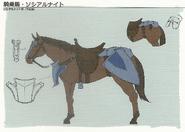 Echoes Horse Concept 1