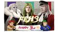 FEH 3rd anniversary Soeda Ippei