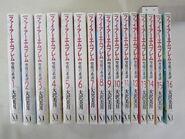 FE4 Oosawa Manga Collection Side