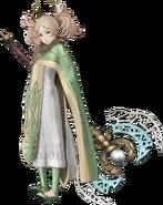 Warriors Sage Lissa