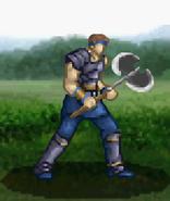 Barts battle (Warrior)