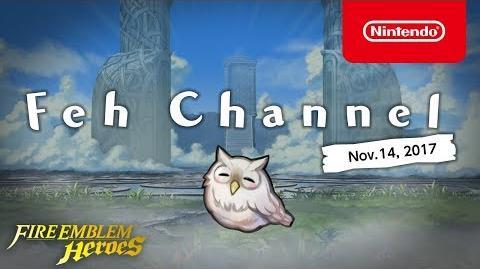 Fire Emblem Heroes - Feh Channel (Nov
