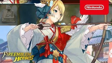 Fire Emblem Heroes - Special Heroes (New Year's of Fire and Ice)