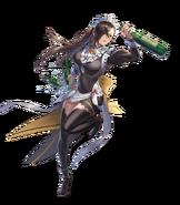 Kagero Ninja sercivial Fight