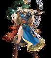 Lyn (Legendary Heroes) Fight