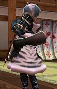 FE14 Setsuna's Yumi (Quiver)