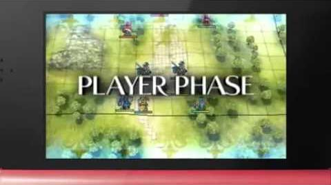 Fire Emblem 3DS Kakusei (Awakening) - Trailer