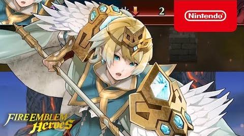 Fire Emblem Heroes - Legendary Hero (Fjorm- Princess of Ice)