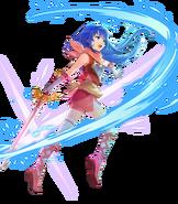 Shiida Princess of Talys Skill